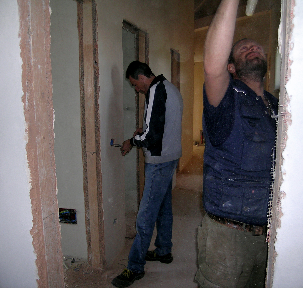 Good costruirsi casa da soli construct your own house with come casa da soli - Costruire casa da soli ...
