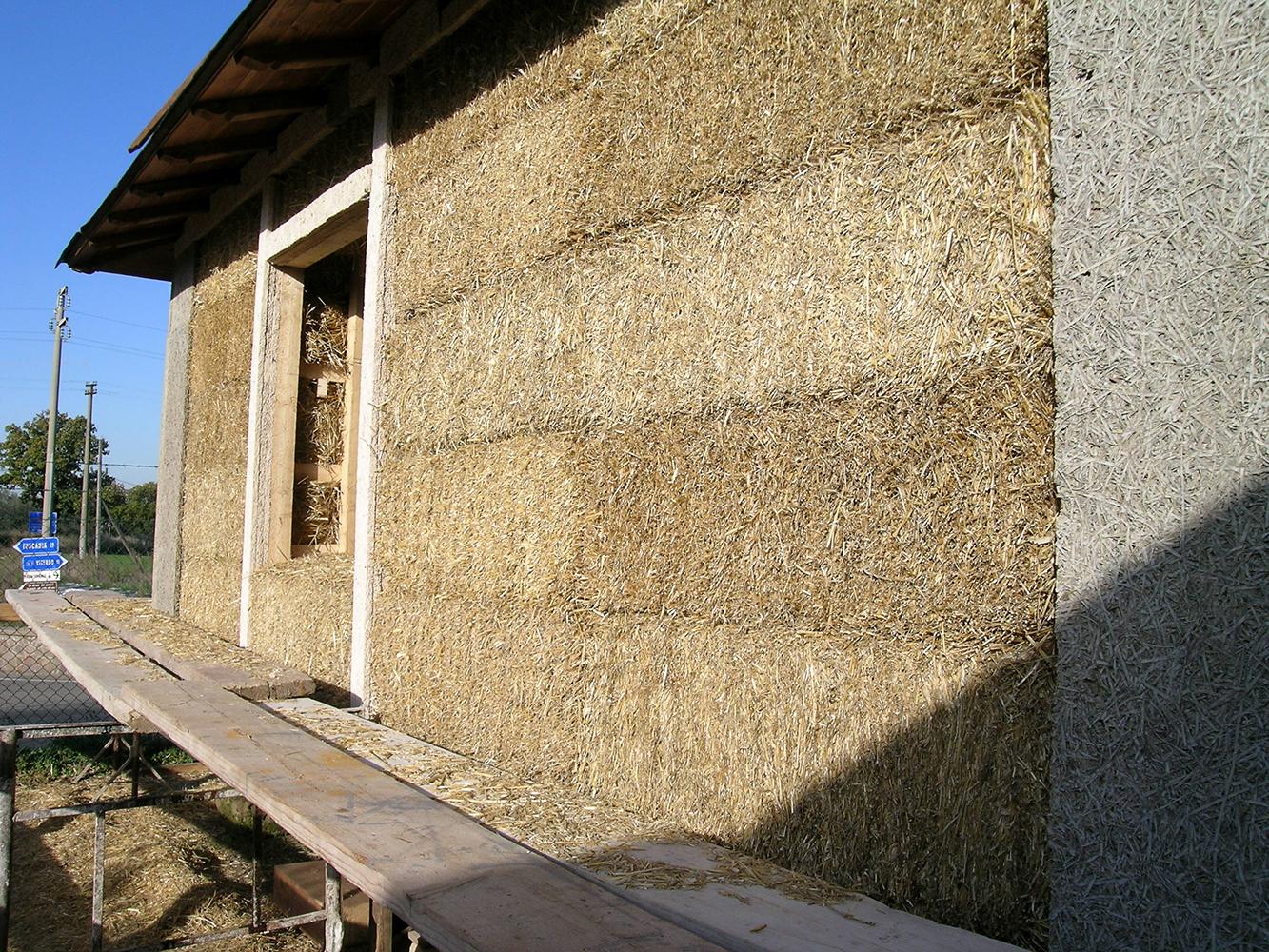 Bioedilizia case ecologiche mauro baldini l arte di lavorare
